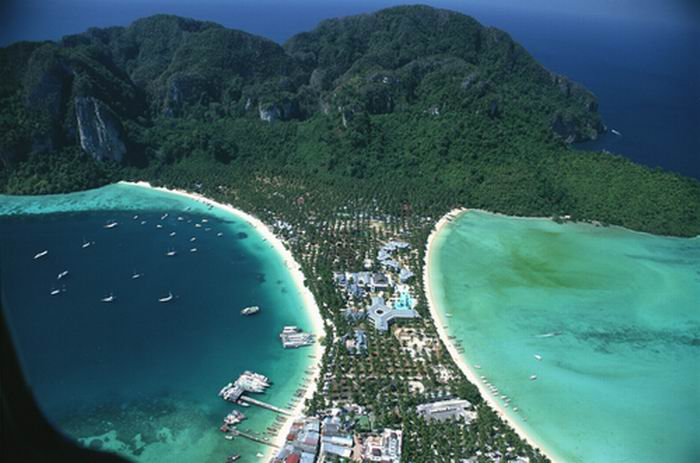 The Phi Phi Islands – Thailand