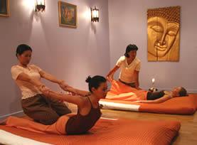 thai midsommarkransen hua hin massage