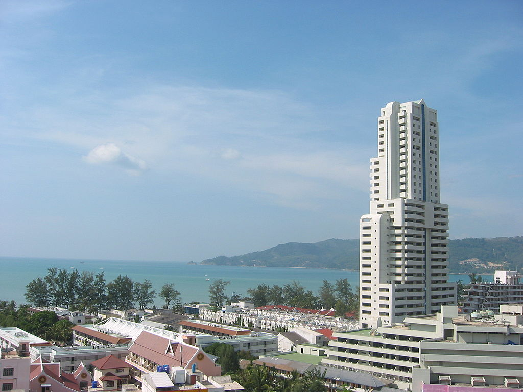 journey patong thailand